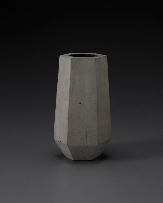 concrete vessel