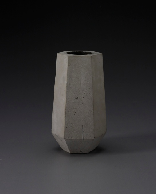 concrete vessel